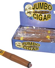 Adult-Fancy-Dress-Accessory-Party-Prop-Chucky-Style-Gangster-Cowboy-Cigar-Jumbo-0-0