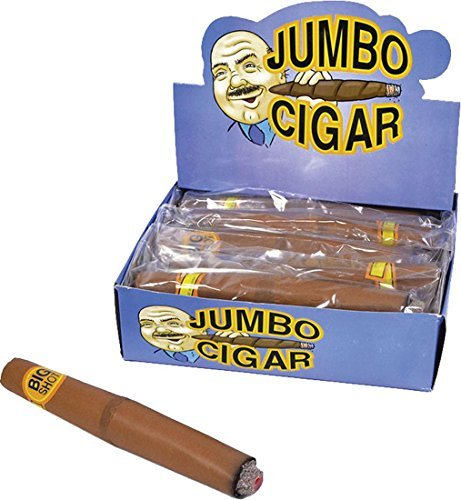Adult-Fancy-Dress-Accessory-Party-Prop-Chucky-Style-Gangster-Cowboy-Cigar-Jumbo-0