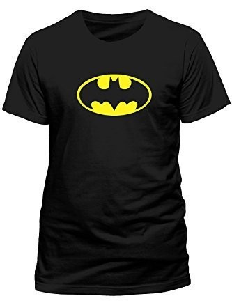Adults-New-Official-Licensed-DC-Comics-Batman-T-Shirt-Superhero-Emblem-Top-Tee-0