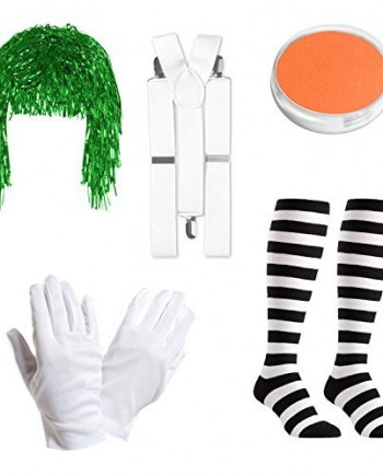 Adults-Teenager-Umpa-Factory-Worker-Lumpa-Fancy-Dress-Costume-Accessories-0