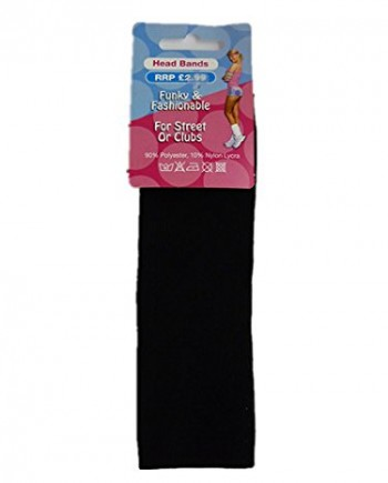 BRAND-NEW-Headband-Sweatband-One-Size-Elastic-Sport-Fancy-Dress-Many-Colours-0