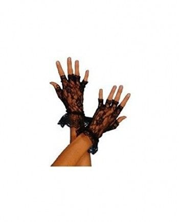 Black-Halloween-Fingerless-Lace-Gloves-0