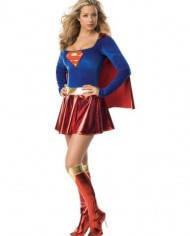 Burlesque-Box-Sexy-Supergirl-Superwoman-Superhero-Womens-Fancy-Dress-Costume-Hen-Party-Outfit-8-18-0