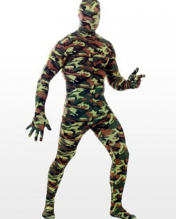 Commando-Camouflage-Genuine-Licensed-Morphsuit-FREE-Delivery-SIZE-XL-5ft-10in-to-6ft-3in-0