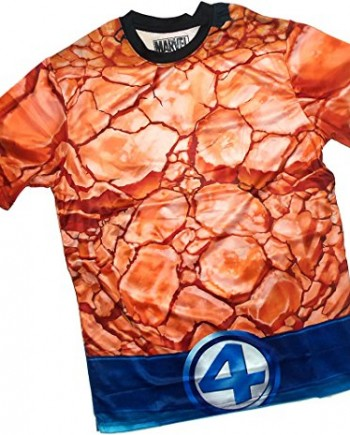 Costume-The-Thing-All-Over-FrontBack-Print-Sports-Fabric-T-Shirt-0