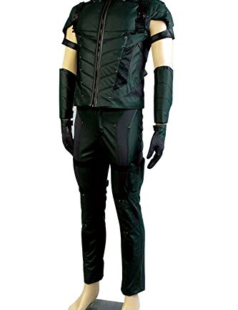 Daiendi-Green-Arrow-Season-4-Leather-Cosplay-Costume-No-Quiver-adult-EU-size-0