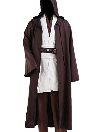 Daiendi-Star-Wars-Kenobi-Jedi-TUNIC-Hooded-RobeCosplay-Costume-adult-EU-size-0