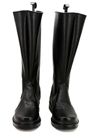 Daiendi-Star-wars-Jedi-cosplay-costumes-accessory-Black-boots-european-size-0