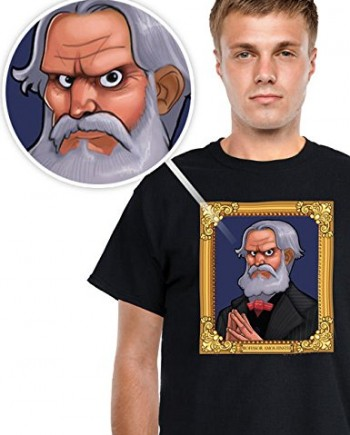 Digital-Dudz-Moving-Eyes-T-Shirt-Halloween-Haunted-Mansion-Portrait-0
