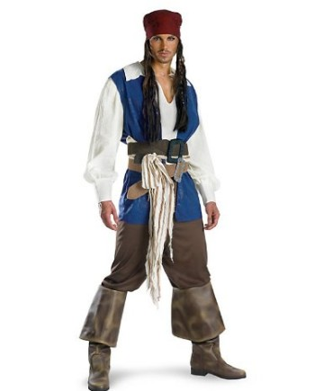 Disguise-Pirates-Of-The-Caribbean-Captain-Jack-Sparrow-Young-Adult-Teen-Halloween-Costume-Size-38-40-0