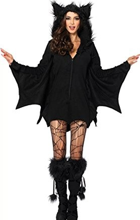 DoLoveY-Bat-Costumes-Halloween-Cosplay-Game-Outfits-0