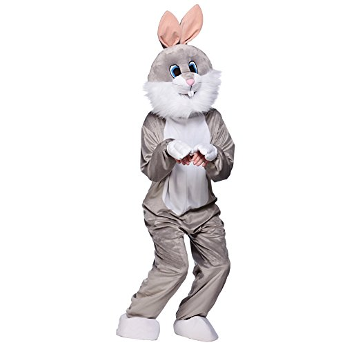 Funny-Rabbit-Mascot-Grey-Adult-Costume-Adult-One-Size-0