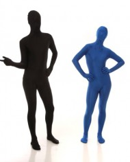 Funzee-Funskin-Lycra-Spandex-Full-Bodysuit-Leotard-in-Electric-Blue-Adult-Sizes-Small-Xlarge-Size-by-Height-0-0