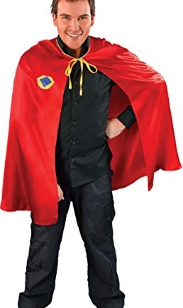 Halloween-Adult-Superman-Spiderman-Fancy-Dress-Stag-Night-Party-Superhero-Cape-0