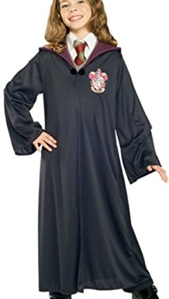 Harry-Potter-Gryffindor-Ravenclaw-Slytherin-Hufflepuff-Adult-Child-Cloak-Robe-Dress-Costume-Size-S-M-L-XL-0