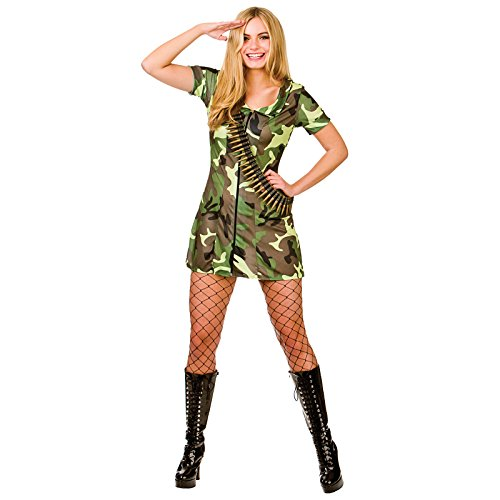Sexy army girl outfits