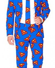 Mens-Superman-Opposuit-DC-Comics-Official-Licensed-Suit-All-Sizes-Available-0-1