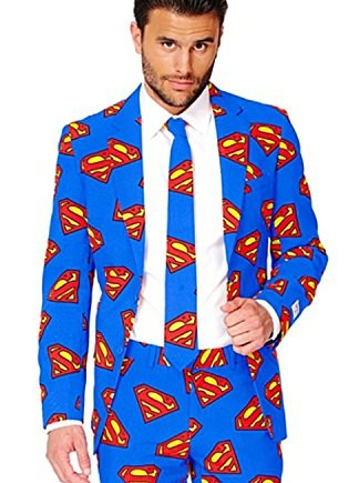 Mens-Superman-Opposuit-DC-Comics-Official-Licensed-Suit-All-Sizes-Available-0
