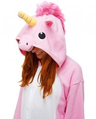 New-Adult-Kigurumi-Animal-Sleepsuit-Pajamas-Costume-Cosplay-Unicorn-Onesie-0-2
