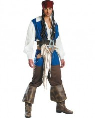 Official-Disney-MensTeen-Jack-Sparrow-Pirate-Costume-0-3