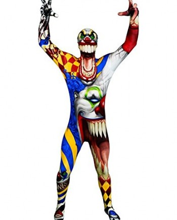 Scary-Clown-Morphsuit-for-Kids-Childerns-Fancy-Dress-Costume-0