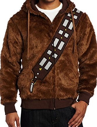 Star-Wars-I-Am-Chewie-Chewbacca-Furry-Costume-Hoodie-Cosplay-Jacket-0