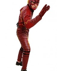 Xcoser-Cosplay-Costume-Superhero-Deluxe-Red-Leather-Jacket-Full-Suit-Outfit-Mask-Adults-Halloween-Fancy-Dress-Clothing-0-2